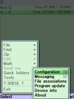 How To Hide/View Hidden Files and Folders on Symbian OS