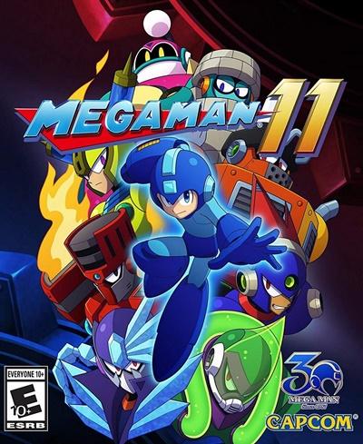 โหลดเกมส์ Mega Man 11