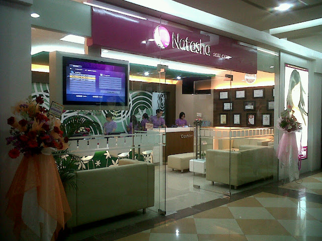 Natasha Skin Care MOI Mall of Indonesia di Kelapa Gading Jakarta Paket Perawatan Terbaru