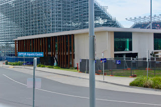 Gold Coast Optus Aquatic Centre