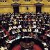 LOS DIPUTADOS Y SENADORES SE AUMENTARON UN 70% Y COBRAN HASTA 142 MIL PESOS