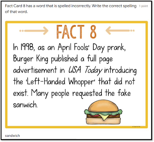 april fools day google forms google classroom