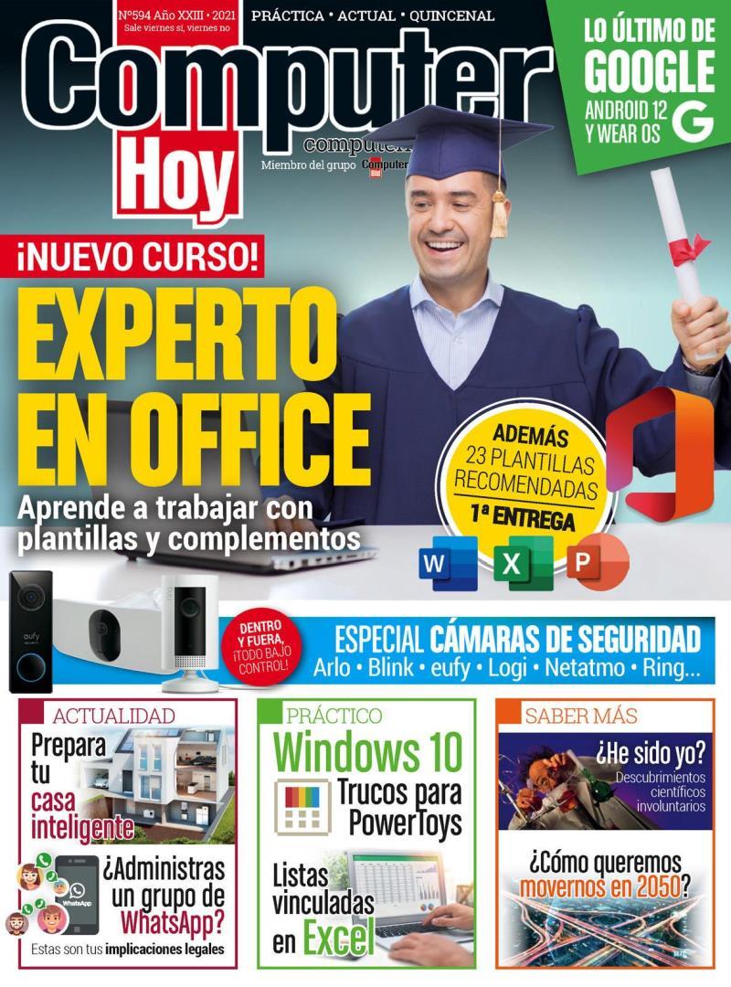 Computer Hoy Nro. 594: Experto en Office