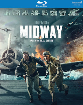 Midway (2019) Dual Audio [Hindi – Eng] ORG 1080p | 720p BluRay ESub x265 HEVC 10Bit 1.8Gb | 770Mb