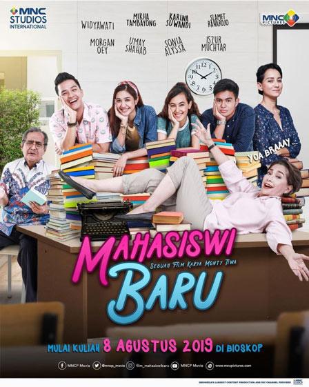 film indonesia komedi mahasiswi baru