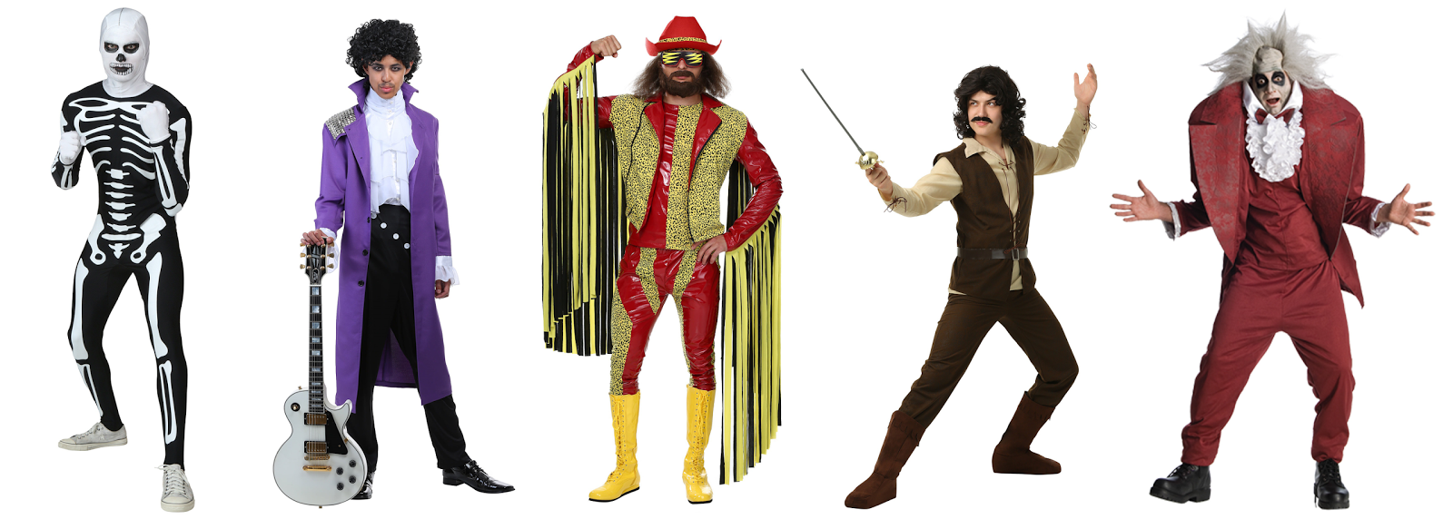halloween costumes for '80s pop culture junkies - rediscover the 80s