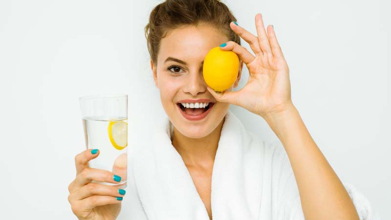 Does lemon water really help you lose weight?