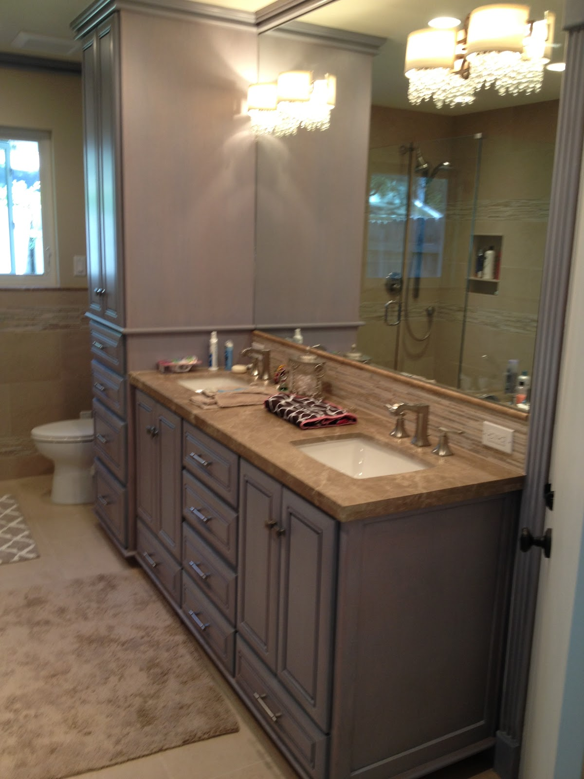 Custom kitchen cabinets in the woodlands texas for Custom kitchen remodeling