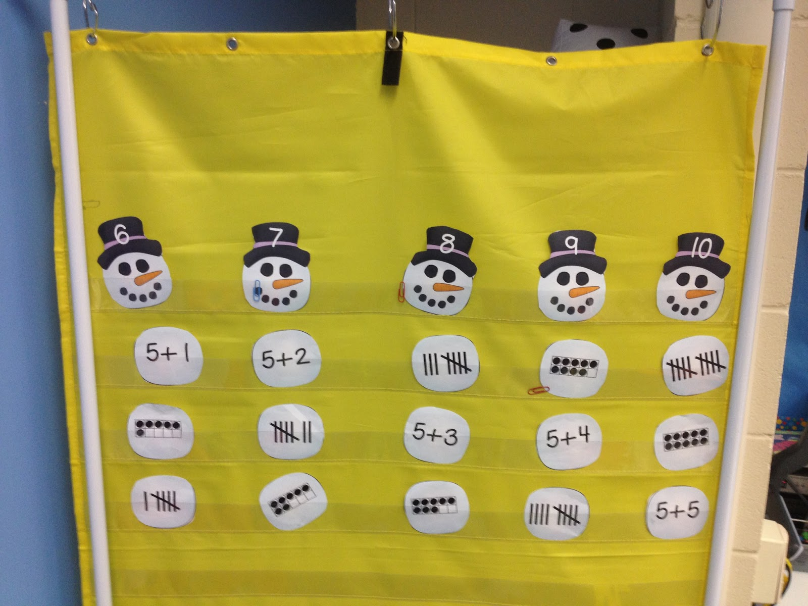 Kroger S Kindergarten Snowmen Fun
