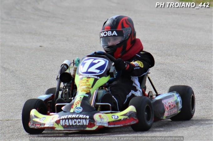 Tarde de campeones en el Karting Regional