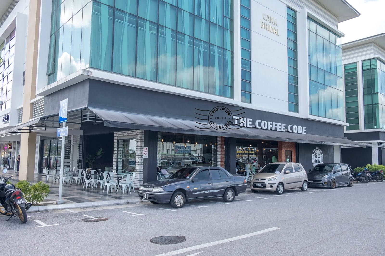 The Coffee Code @ Saradise Kuching, Sarawak