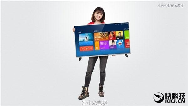 تلفزيون XIAOMI الجديد مقاس 65 بوصة سيدعم رؤية DOLBY
