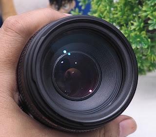 Lensa tele Canon 90-300mm USM