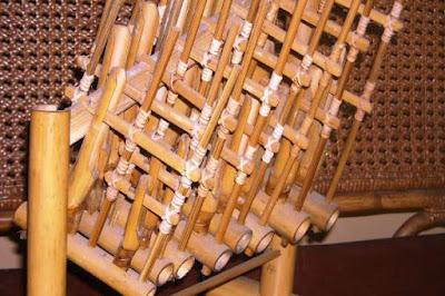 angklung, warisan budaya
