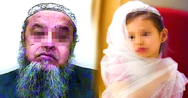 Must Read Eight-Year Old Girl Died After Marrying A 40 -6749