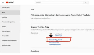 Cara Cek Status Hak Cipta atau Copyright di YouTube