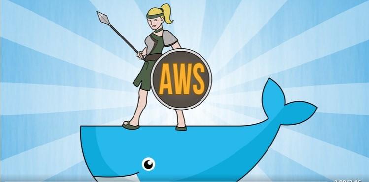 60% off Scaling Docker on AWS