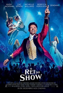 O Rei do Show (2018) Torrent – HD Dublado Download