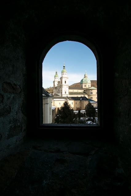 ChiesCatacombe della chiesa di San Pietro (Petersfriedhof Salzburg)-Salisburgo