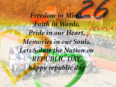 Republic Day Message