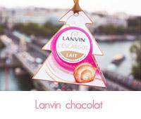 chocolats Lanvin