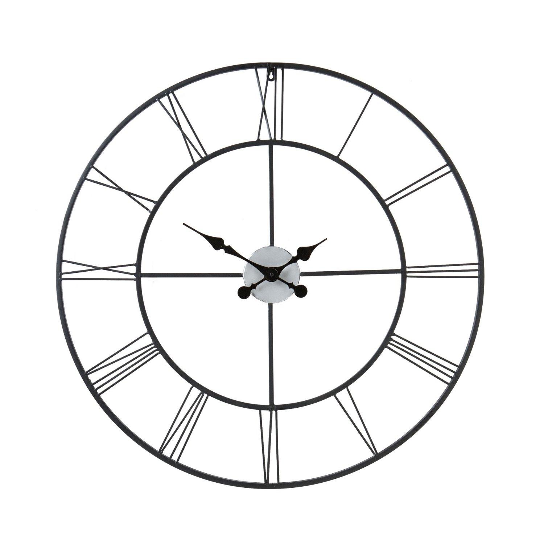 Oversized Amp Giant Metal Wall Clocks