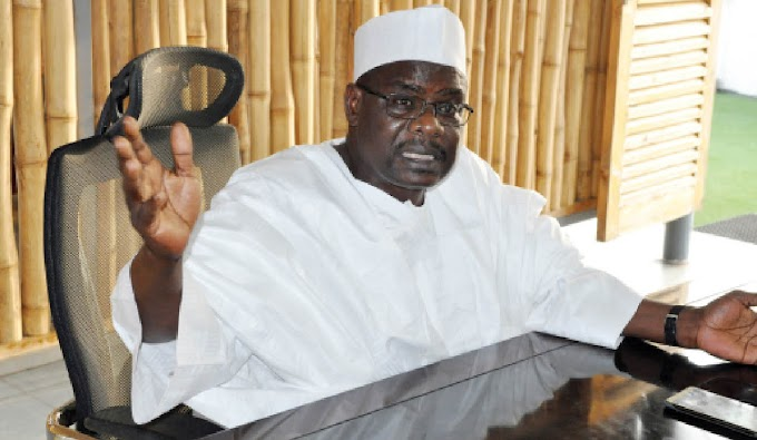 I have realised my mistakes for criticising Jonathan – Ndume