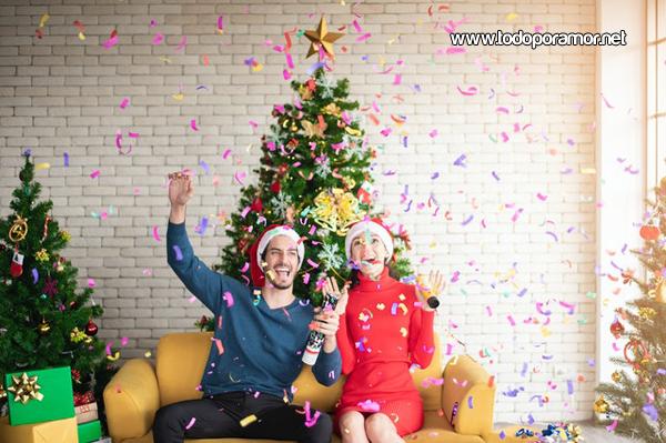 Como pasar la navidad en pareja