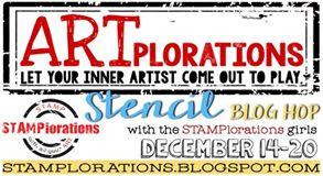 http://stamplorations.blogspot.com/2016/12/artplorations-stencil-hop.html