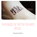 Tattoo: Inspirada em Harry Potter
