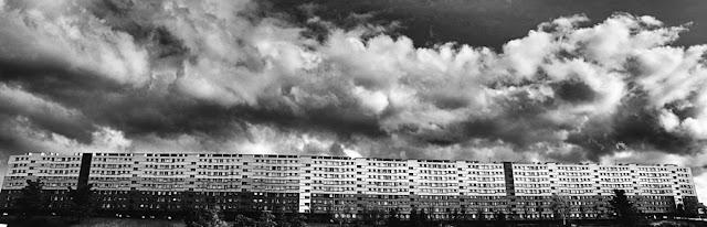 La Muraille de Chine à Clermont-Ferrand