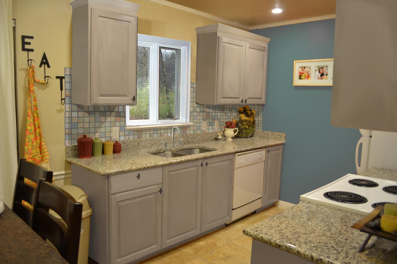 deck home honey oak cabinets kitchen cabinet painted doors kitchen