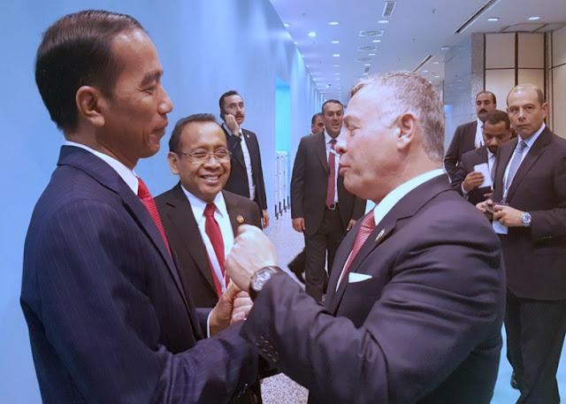 Jokowi: Dalam Setiap Napas Indonesia, Selalu Ada Keberpihakan Terhadap Palestina