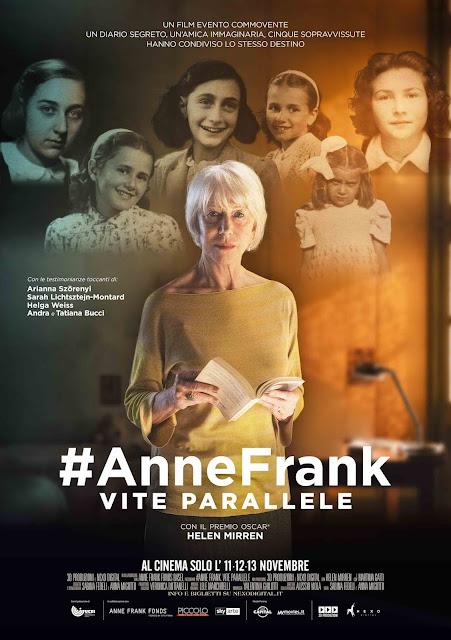 Anne Frank: Vite Parallele Mirren