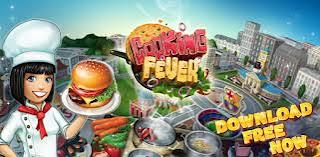 تحميل لعبة Cooking Fever نقود و موارد لانهائية اخر إصدار للأندرويد و الايفون