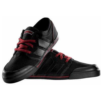 Macbeth Wallister Shoes Black Cement