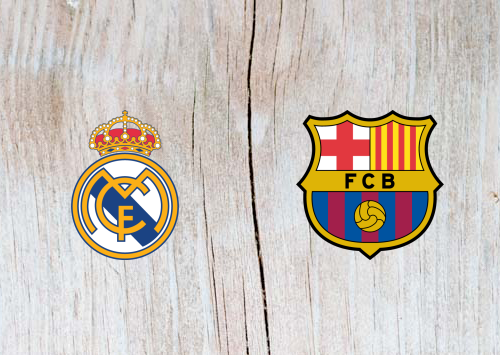 Real Madrid vs Barcelona Full Match & Highlights 27 February 2019
