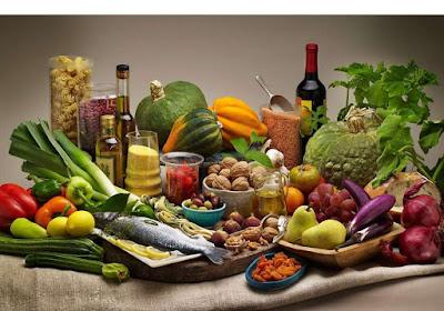 Mediterranean diet for healthy brain