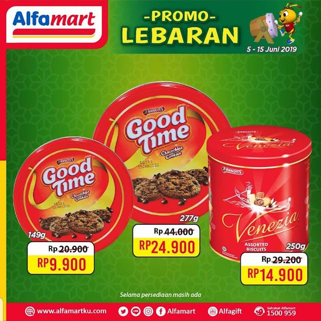 #Alfamart - #Promo Spesial Lebaran GoodTime & Venesia Diskon Hingga 50% (s.d 15 Juni 2016)