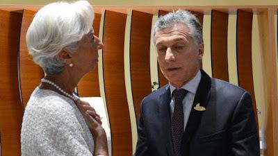 No hubo acuerdo con el FMI: el organismo ve con preocupación la estabilidad del gobierno. Están enojados por los anuncios de Macri