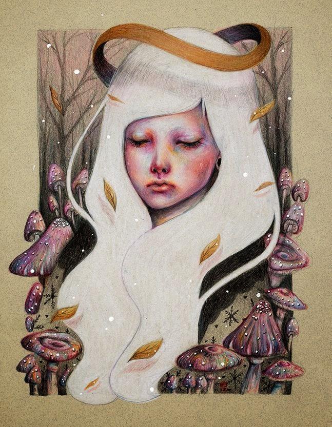 Obras de arte Paulette Jo.