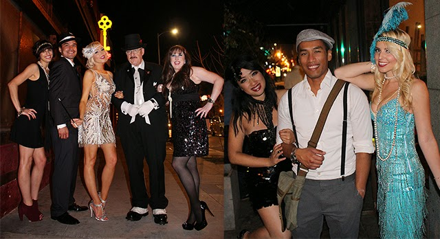 what to wear for a speakeasy party