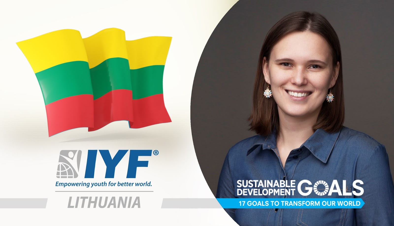 Laura Jonutytė, IYF Representative in Lithuania