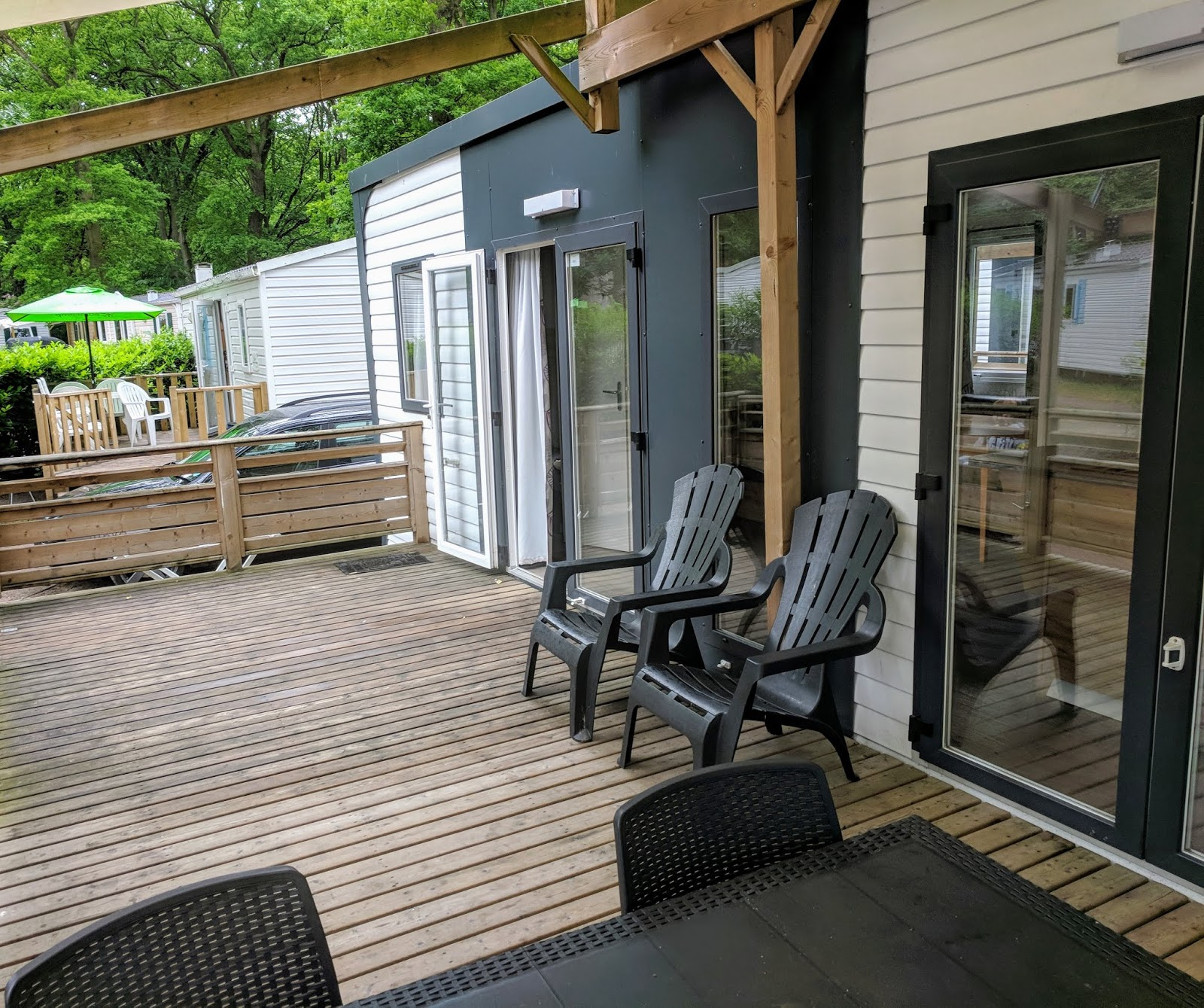 The Ultimate Guide to Staying at Duinrell with Eurocamp  -Eurocamp Avant Decking