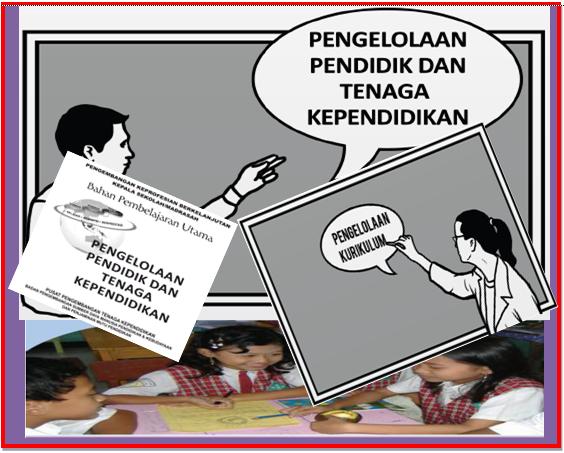 Buku Pedoman Pengelolaan Pendidik dan Tenaga Kependidikan [PPTK]