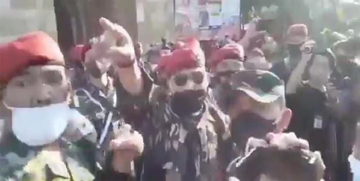Purnawirawan TNI Marah: Ulama Kami Ditusuk, Pimpinan Kami Dibilang An**ng