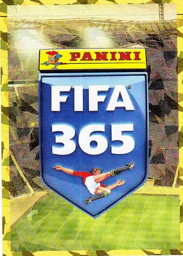 Panini oro negro-sticker-nº 209