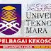 Universiti Teknologi Mara (UiTM) Buka Pengambilan Pelbagai Kekosongan Jawatan Terkini Seluruh Malaysia ~ Minima PMR Layak Memohon!