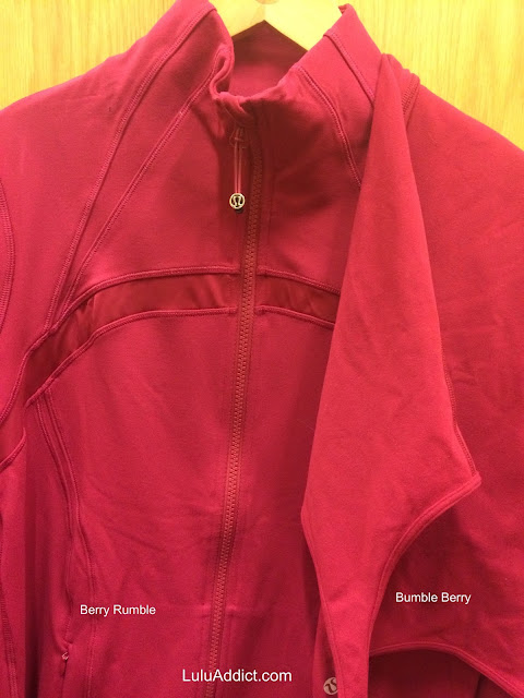 lululemon color-comparison berry-rumble-berry-rumble