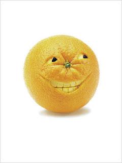 Cười nhăn nhở với cam yahoo